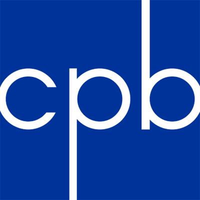 Corporation for Public Broadcasting logo.