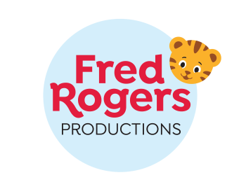 Fred Rogers Productions logo.