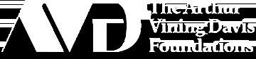 Arthur Vining Davis Foundations logo.