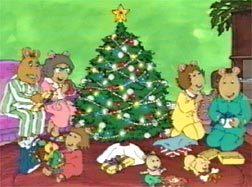 Arthur Holiday Christmas Pbs Kids