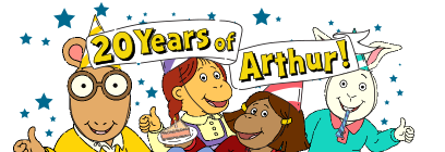 20 years of Arthur