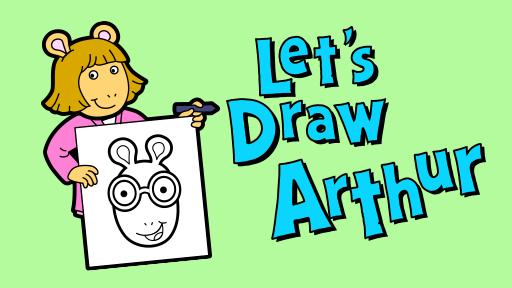 Let's Draw Arthur