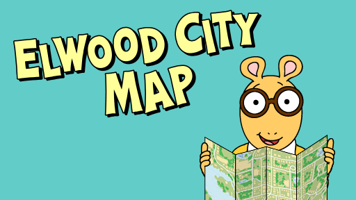 Elwood City Map