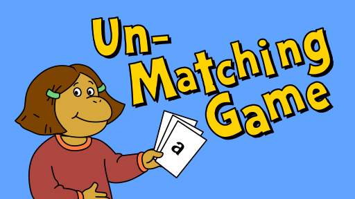The Un-Matching Game