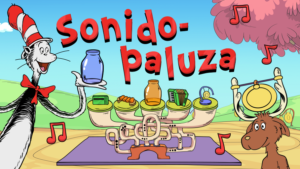 Game icon for Sonido-paluza.