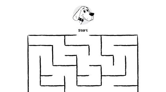 Maze - Find Bailey