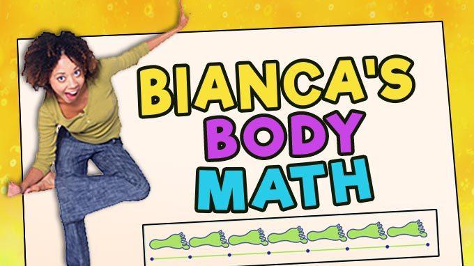 Bianca's Body Math