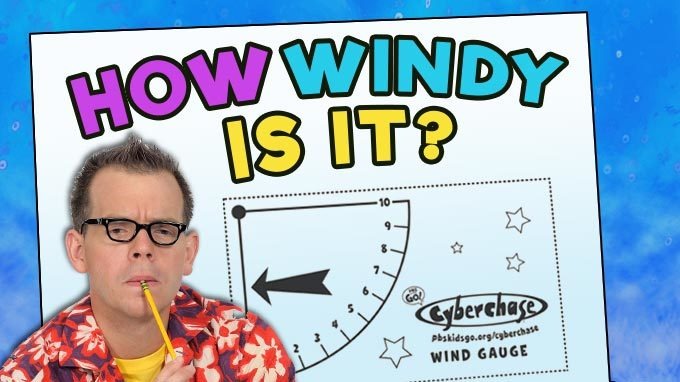 How Windy Is It?
