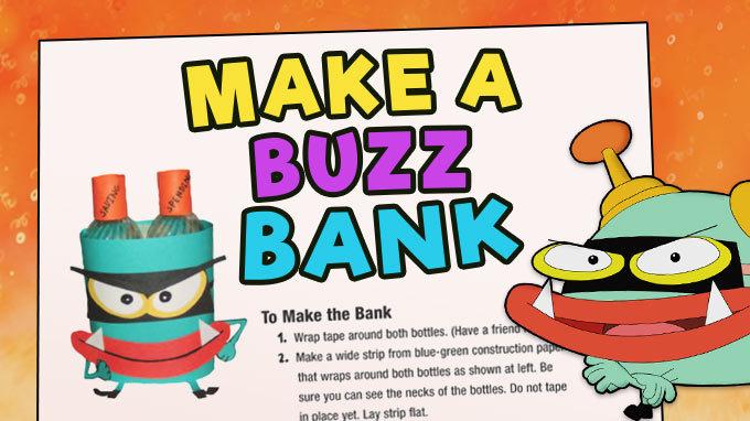 Make a Buzz Bank