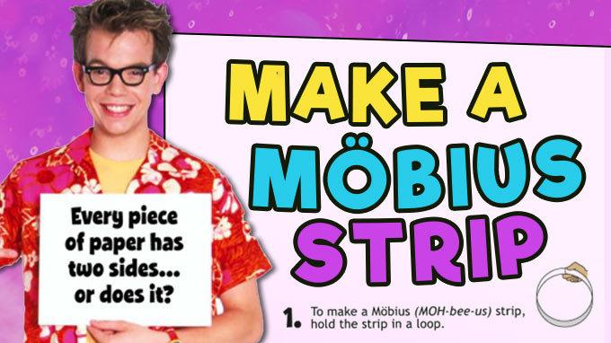 Make a Mobius Strip