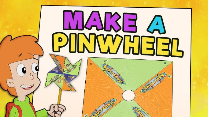 Make a Pinwheel