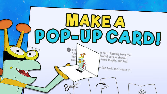 Make a Pop-Up Card!