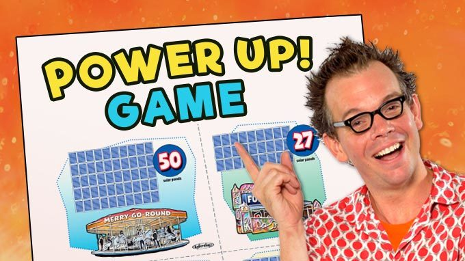 Power Up! Game