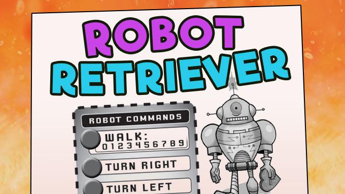 Robot Retriever