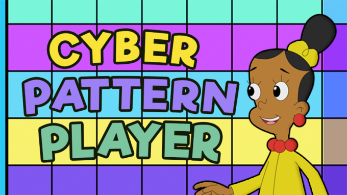 Cyber Pattern Player