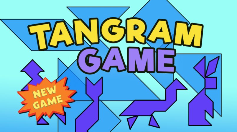 New Game! - Tangram Game