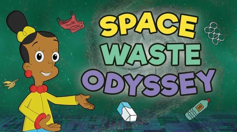 Space Waste Odyssey