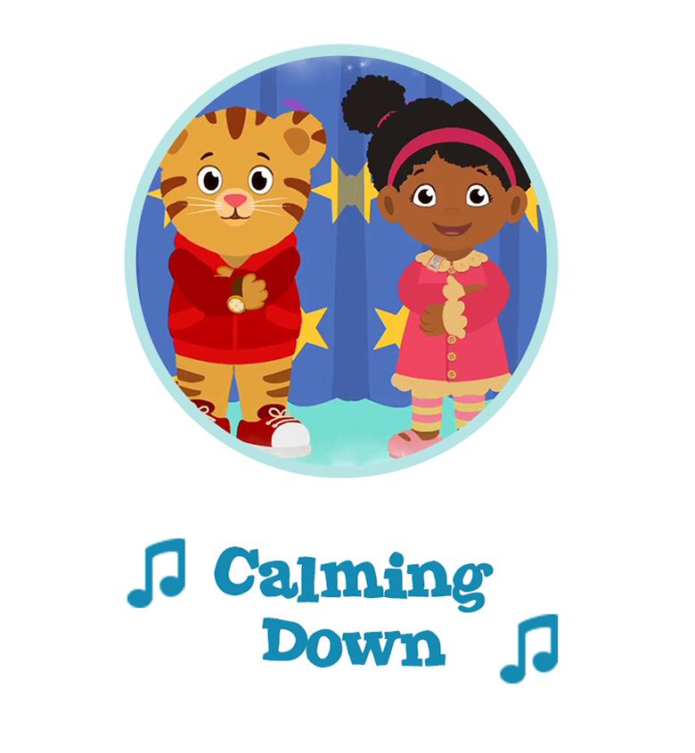 Calming Down