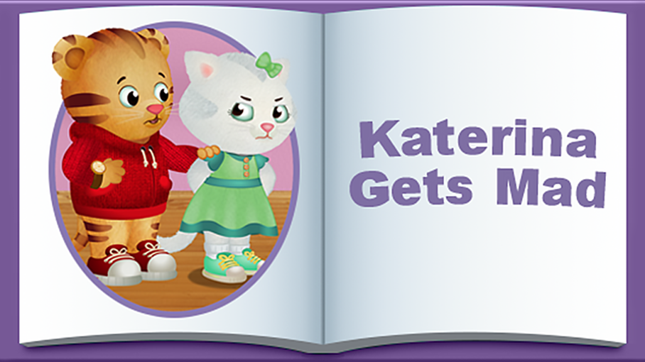 Katerina Gets Mad