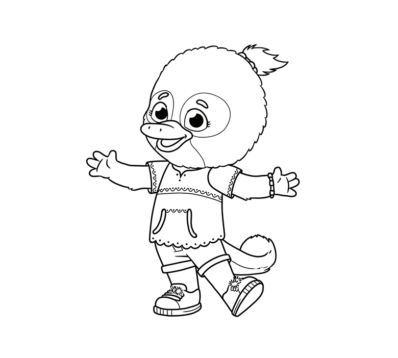 Jodi Platypus