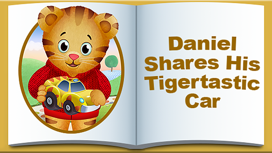 Daniel Shares His Tigertastic Car