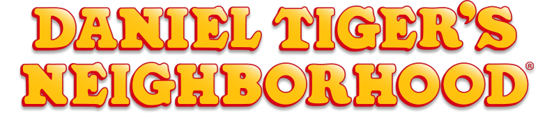 Daniel Tiger's Neighborhood logo.