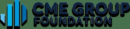 CME Group Foundation logo.