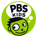 PBS Kids logo.