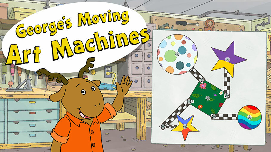George's Moving Art Machines