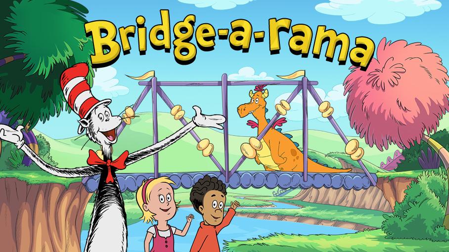 The Cat in the Hat . Bridge-a-rama | PBS KIDS