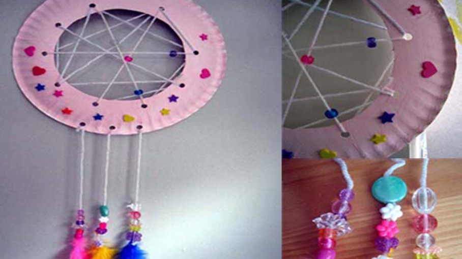 Craft A Dream Catcher Crafts For Kids Pbs Kids For Parents