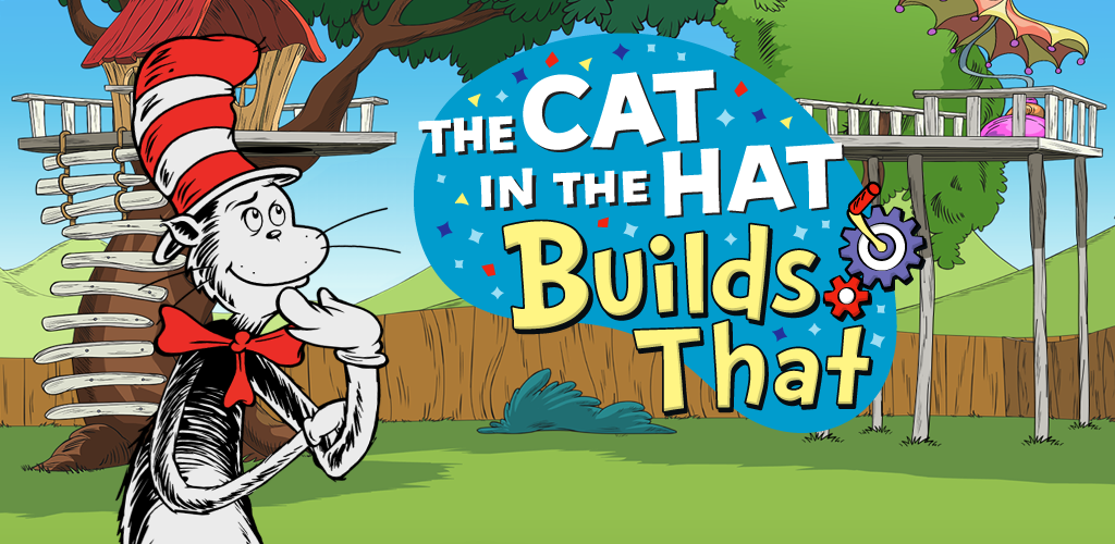 The Cat in the Hat . The Cat in the Hat Builds That!   PBS KIDS
