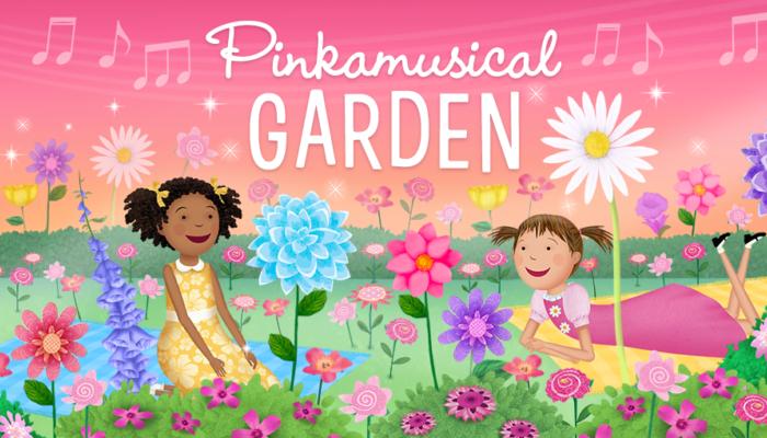 Pinkamusical Garden