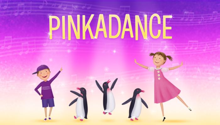 Pinkalicious Dance Game