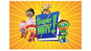 image about Super Why Printable referred to as Tremendous Why! Birthday Bash Birthday Get together for PBS Young children