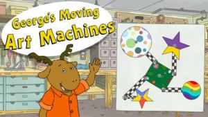 George's Moving Art Machines