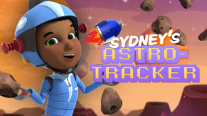 Game icon for Sydney's Astro-Tracker.