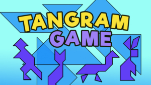 Game icon for Tangram Game.
