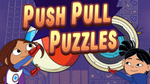 Game icon for Push Pull Puzzles.