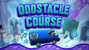 Game icon for Oddstacle Course.