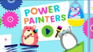 Team Hamster! Power Painters