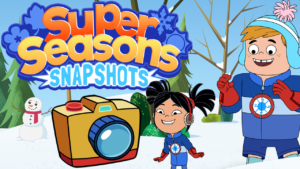 Game icon for Super Seasons Snapshots.