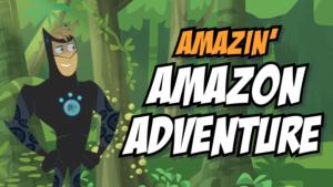 Amazin' Amazon
