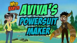 Game icon for Aviva's Powersuit Maker.