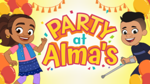 Game icon for Party at Alma's.