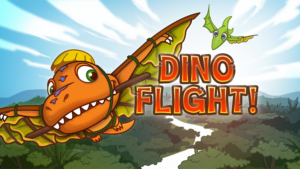 Dino Flight!