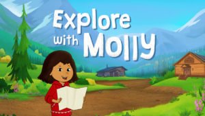 Game icon for Explore With Molly.