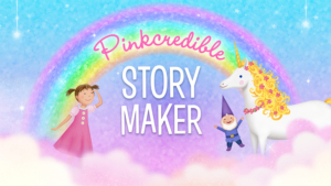 Pinkcredible Story Maker