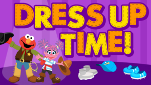 Game icon for Dress Up Time.