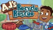 Game icon for AJs Recycle Rescue.